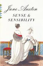 Sense and Sensibility Vintage Classics