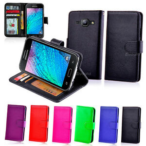 factory price 058cb 3e6f4 New Wallet Leather Phone Case Cover - Samsung Galaxy J1 2016 & J1 ...