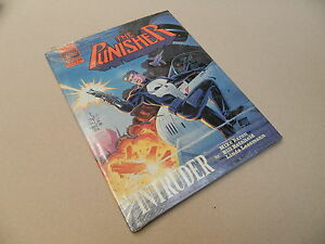Marvel-Graphic-Novela-The-Punisher-Intruder-1989-HC-Nueva-Sellado