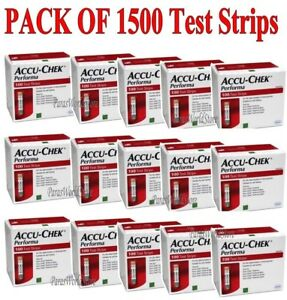 Accu-Chek-Performa-Test-Strips-Glucose-Test-Strips-Exp-30SEP-2020-Made-In-USA
