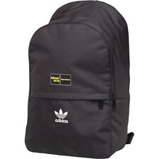 NEW ADIDAS ORIGINALS TREFOIL BARCELONA 2016 BLACK RUCKSACK BAG R.R.P £35