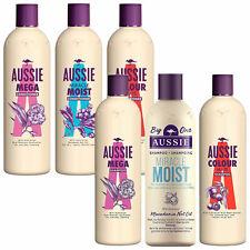 Aussie Shampoo 500ml & Conditioner 400ml Duo's Pack of 2