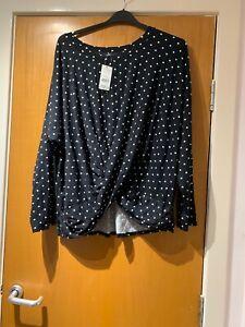 Ladies-Long-Sleeve-Top-Size-24