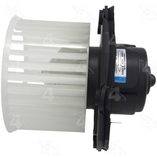 For Cadillac Chevrolet GMC Front HVAC Blower Motor With Wheel /& AC FS 35282
