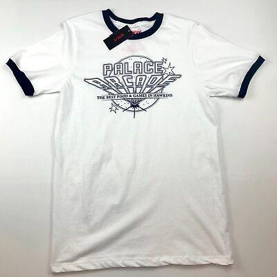 Netflix TV Show NEW Stranger Things Inspired Palace Arcade Mens T-Shirt Top