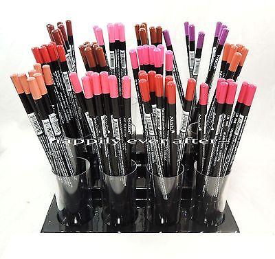 Nabi 12 PCs Lip Liner Set - Red, Pink, Natural, Burgundy & Brown...  *US SELLER*