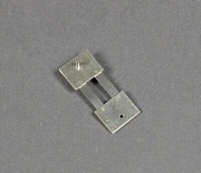Spezial Pendelfeder Ersatzteil f Tischuhr Wanduhr Uhrwerk clock suspension