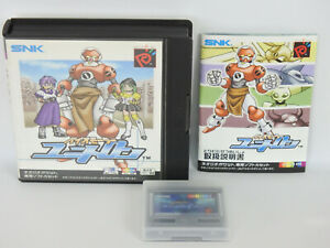 BIO-MORTER-UNITRON-Neo-Geo-Pocket-Color-SNK-Neogeo-Japan-Game-np