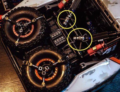1:10 Contrôle Radio NOS Nitrous Oxide Bouteille Pour Tamiya Axial SCX10 RC4WD D90 Xtra Vitesse Voiture