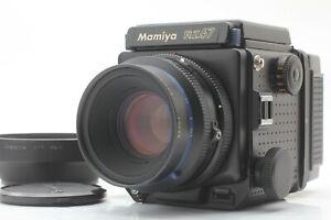 N-Nuovo-di-zecca-Mamiya-RZ67-Pro-Sekor-Z-110mm-f-2-8-W-LENS-120-Filmback-DAL-GIAPPONE-700