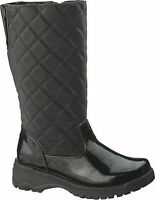 Soft Style Women's Polar Quilted Boots Size 9 Us