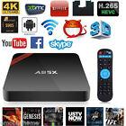 NEXBOX A95X-B7N Smart TV Box S905X Quad core 1G/2GB+8G/16GB 2.4GHz WiFi 4K