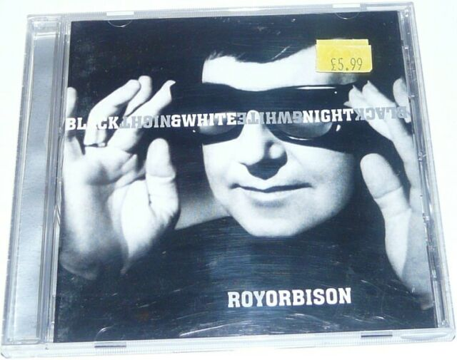 Roy Orbison : Black & White Night - CD Album (1997)