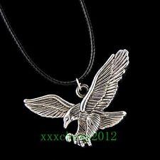 cool man boy alloy eagle pendant necklace XL509