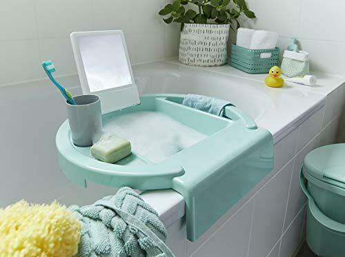 Lavabo pour baignoire Enfants plus autonomie fixer bord Vert bain Nettoyage