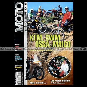 Alerte Moto Legende N°136-b Troy Bayliss Loris Capirossi Jarno Saarinen Pasolini Itom