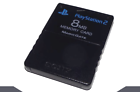 Sony SCPH10020 PlayStation 2 8MB Memory Card