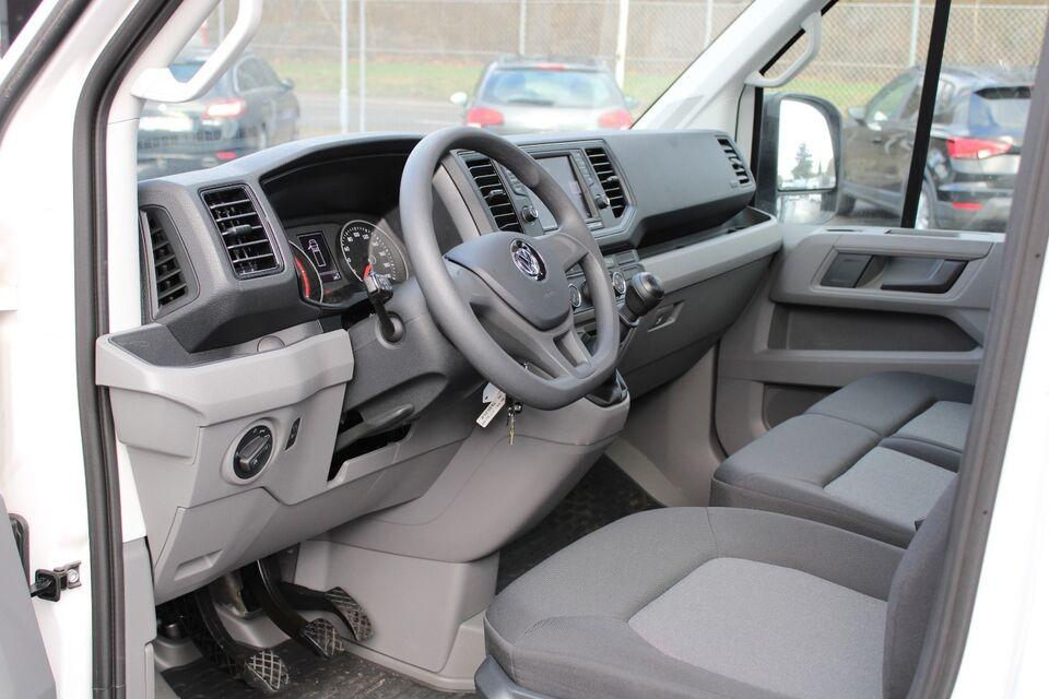VW Crafter 35 2,0 TDi 102 Ladvogn L4 d Diesel modelår 2018