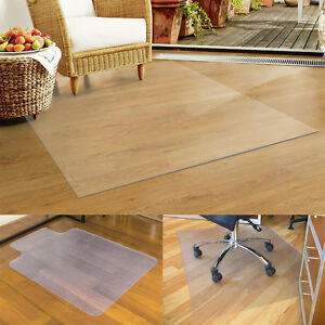 900x1200 Frosted Non Slip Office Chair Desk Mat Floor