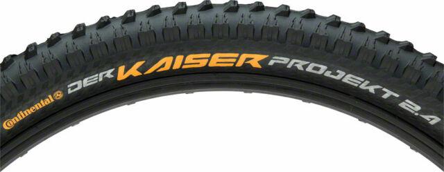 a685e1d5066 Continental Der Kaiser Projekt 29 x 2.4 Fold ProTection APEX+ Tire: Black  Chili