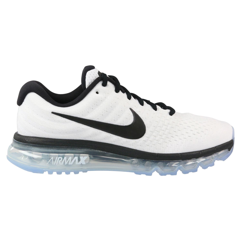 Nike Air Max 2017 Schuhe Laufschuhe Turnschuhe Turnschuhe Herren Weiß 849559-105    | Die Königin Der Qualität