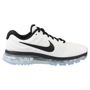 Details zu Nike Air Max 2017 Schuhe Sneaker Herren Weiß 849559 105
