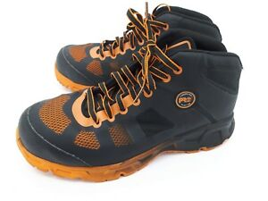 068ef5ec22c Details about Timberlands Pro Men's Velocity Alloy Safety Toe Mid-Cut  Athletic Safety Shoe Sz