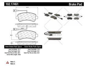 Centric 103.11250 Brake Pad