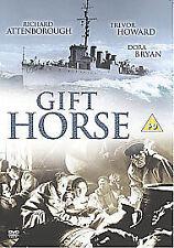 GIFT HORSE DVD Richard Attenborough, Trevor Howard, Sonny Tufts, Joan Rice