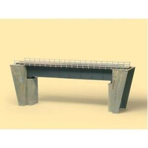 BNIB-11341-OO-HO-Gauge-Railway-Bridge-Steel-Girder-Bridge-Kit-AUHAGEN