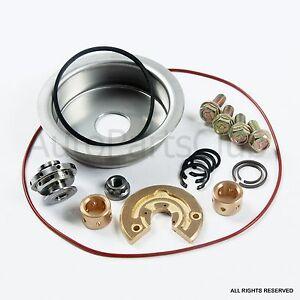 Joint T3/M/étal gt30/gt35/T35/T38/Garrett T3//T4/turbolader Turbo kr/ümmer