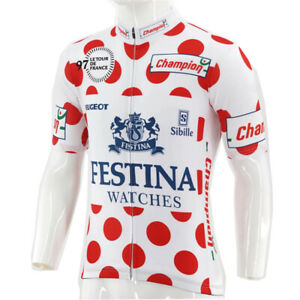 Maillot ciclismo Richard Virenque Equipo Festina Tour de Francia