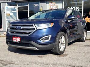 2016 Ford Edge SEL 4dr SEL AWD