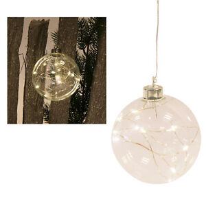 LED-Glaskugel-Weihnachtsschmuck-Lichtkugel-Weihnachtsdeko-Glaskugel-10-LEDs