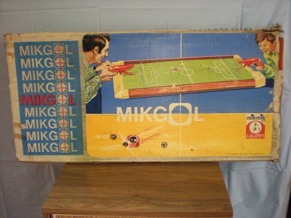 årgång RARE leksaker MIKGOL DE MIK leksaker