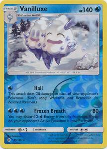 Wailord 30//145 RareSun /& Moon Guardians RisingPokemon Card