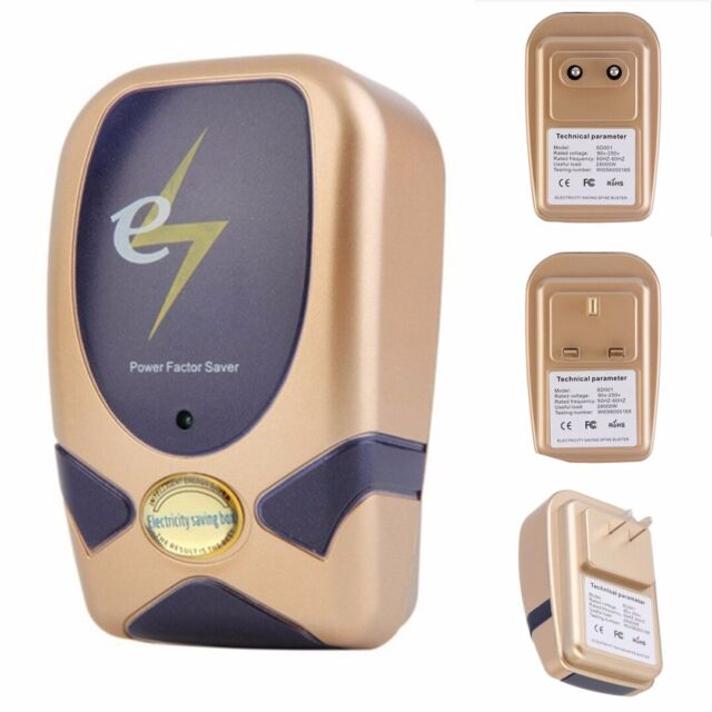 28KW Electricity Power Energy Factor Saver Saving Up To 30% 90-250V Digital ABS