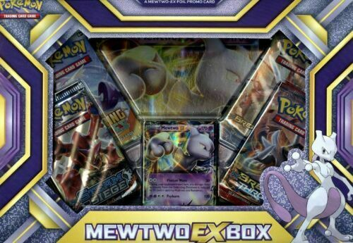 POKEMON MEWTWO EX BOX BLOWOUT CARDS