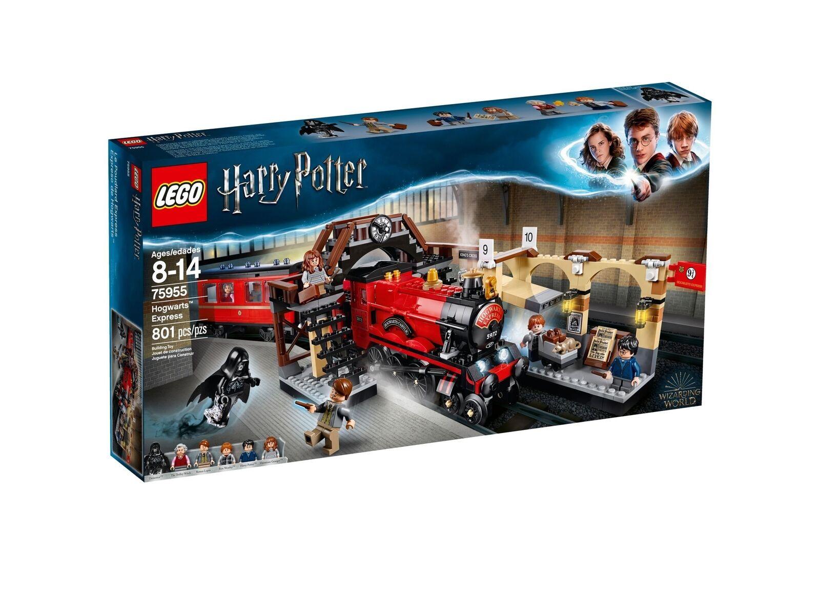 Lego Harry Potter™ 75955 Poudlard™ Express, Neuf Emballage D'Origine D'Origine D'Origine Misb ca0bfc