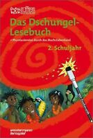 Das Dschungel-Lesebuch, 2. Schuljahr von Erika Reichert-Maja (2003, Taschenbuch)