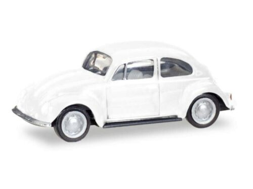 blanco VW Escarabajo Herpa 013253 minikit 1:87//h0