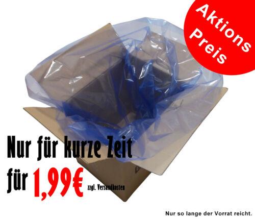 VCI Korrosionsschutzhaube 640x420x700mm Rostschutzhaube Verpackung Versandbeutel