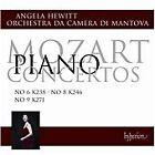 Wolfgang Amadeus Mozart - Mozart: Piano Concertos Nos. 6, 8 & 9 (2011)