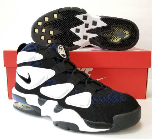 Nike Black Air Royal White '94 11 Men 101 Size Blue Max2 Uptempo 922934 MGjLVqUzSp