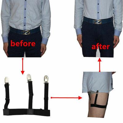 Military Uniform Shirt Stay Holder Sock Garter Belt Stirrup Y Style USA Stock