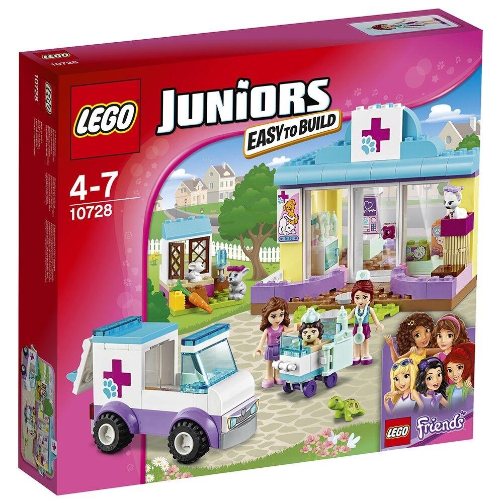 LEGO Juniors 10728  Mia's Vet Clinic-Neuf