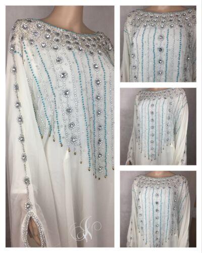 Farasha Wedding party eid Ladies For Dress Kaftan Beautiful 1w5FAqz5