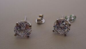 2-CTS-ROUND-DIAMOND-STUD-EARRINGS-14K-SOLID-WHITE-GOLD-MADE-IN-USA