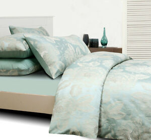Grand-Atelier-CAMILLE-Ice-Blue-Jacquard-KING-Size-Quilt-Doona-Cover-Set