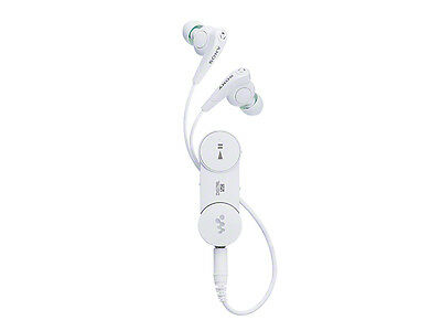 Genuine SONY wireless noise canceling receiver MDR-NWBT20N White Earphone Japan